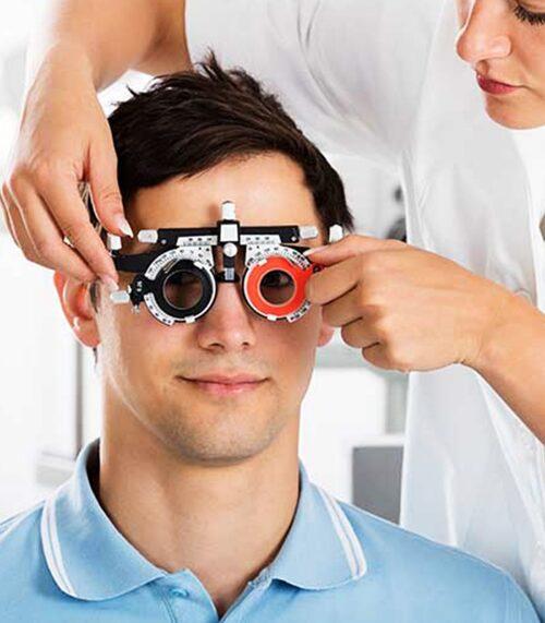 consultatie optometrica