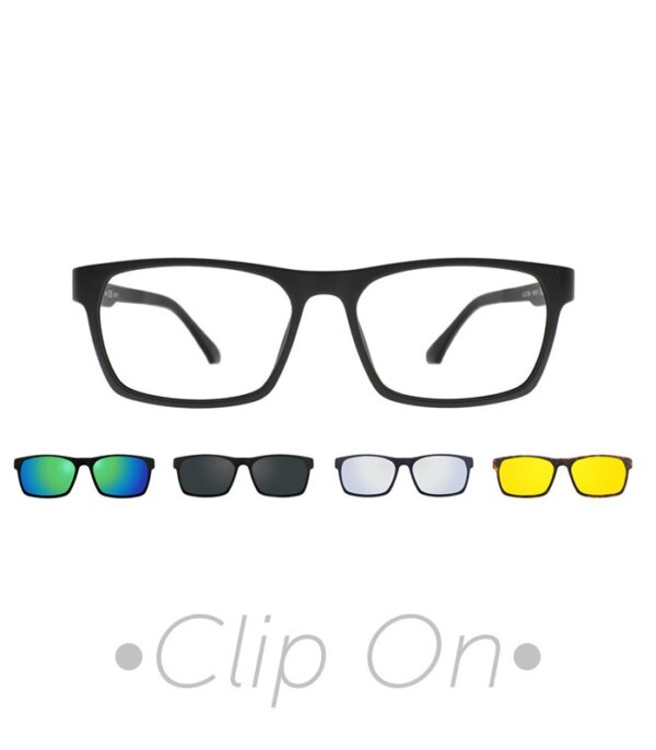 rama ochelari clip on THEMA Ultem U-0207