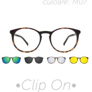 rama ochelari clip on THEMA Ultem U-0220