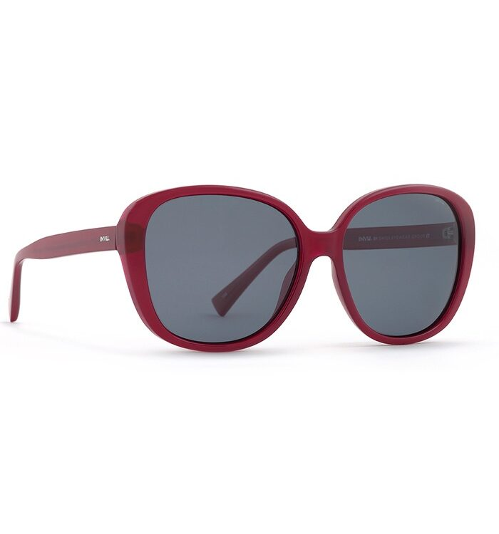 ochelari de soare INVU B2932D MILKY RED