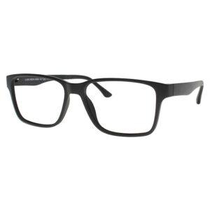 rama ochelari clip on U-225 C02M 54-16 NERGRU barbati