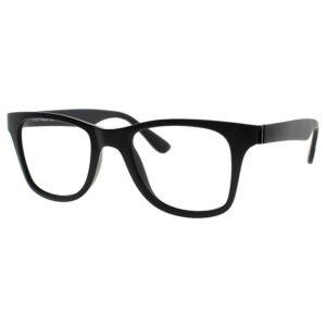 rama ochelari clip on U-237 C02M 50-20 NEGRU unisex