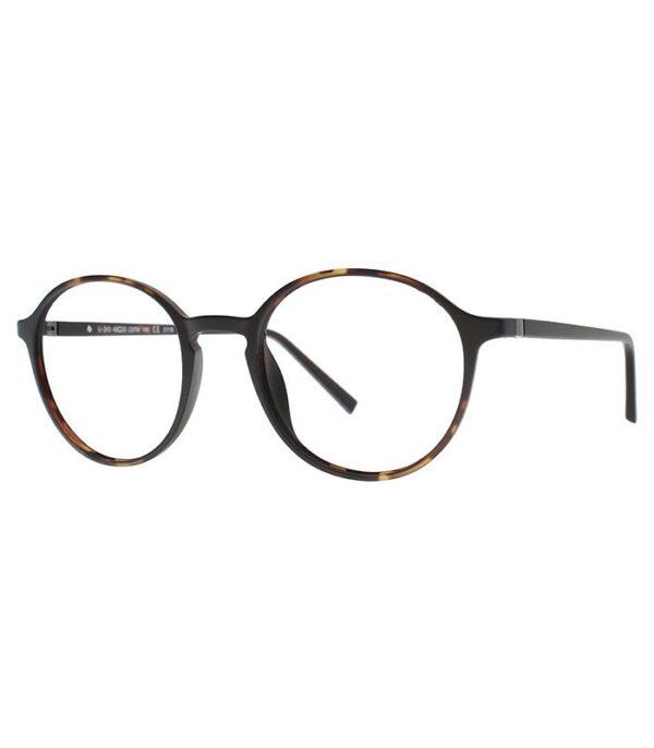 rama ochelari clip on THEMA U-243 C07M 49-12 HAVANA unisex