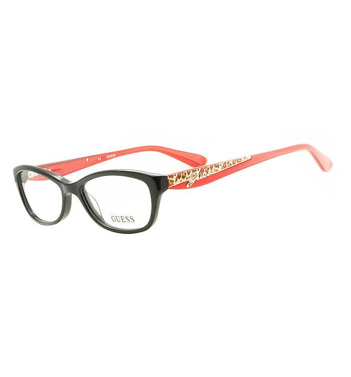 Rama ochelari GUESS 2326 BLK T52 - www.ochelarii-tai.ro