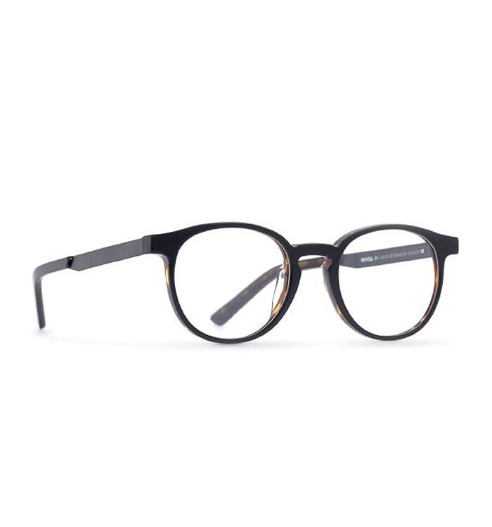Rama ochelari INVU B4807B Black Demi - www.ochelarii-tai.ro