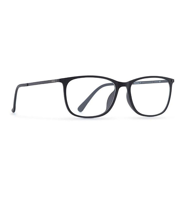 Rama ochelari INVU B4811A Matt Black - www.ochelarii-tai.ro