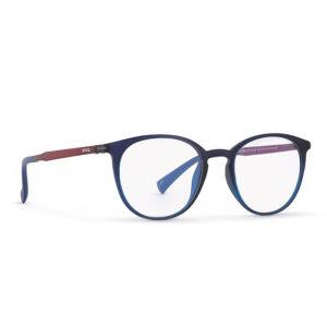 Rama ochelari INVU B4916C Transparent Navy - www.ochelarii-tai.ro