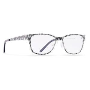 Rama ochelari INVU T3501A BLACK-WHITE - www.ochelarii-tai.ro