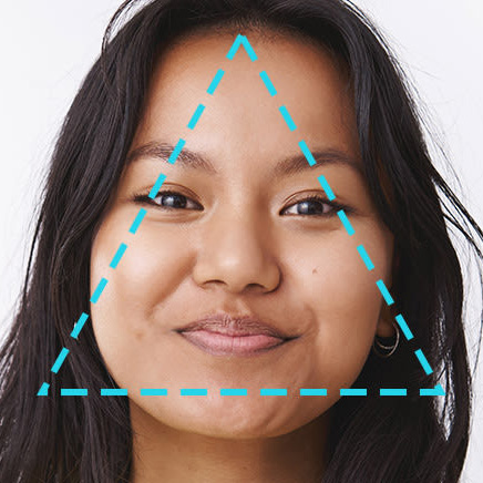 rame ochelari pentru forma fetei triunghi, cum sa alegi ochelarii dupa forma fetei, Cum sa alegi ramele de ochelari pentru forma feței și tonul pielii, ochelarii-tai.ro