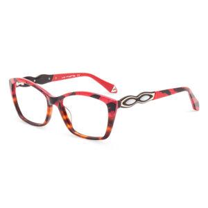 Rame ochelari La Matta 3223 C4 pentru femei sunt o alegere perfectă de ochelari de vedere din minunata colecție La Matta. Dimensiuni 53-17-135.