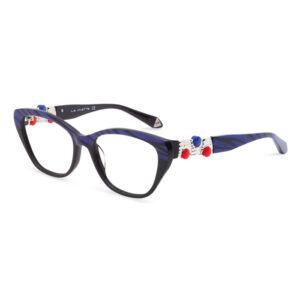 Rame ochelari La Matta 3230 C2 pentru femei sunt o alegere perfectă de ochelari de vedere din minunata colecție La Matta. Dimensiuni 53-17-135.