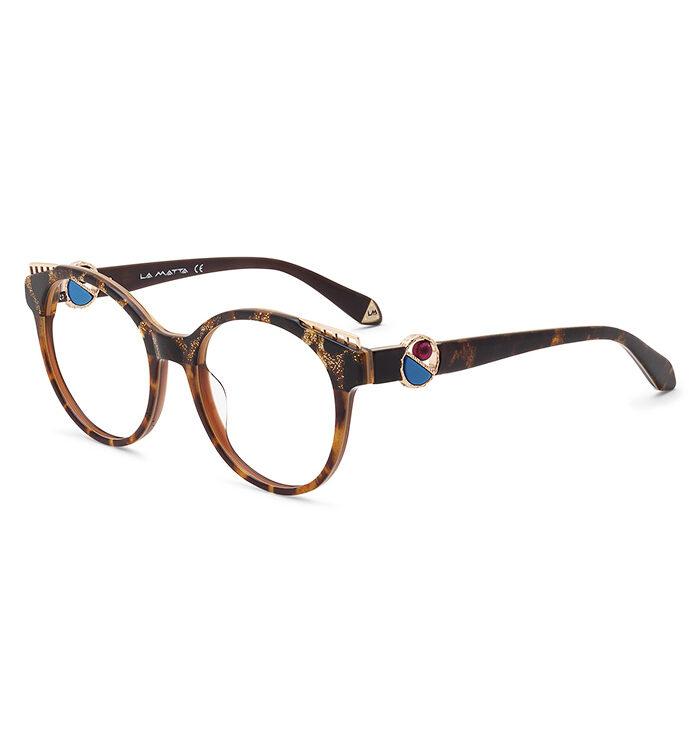 Rame ochelari La Matta 3250 C1 pentru femei sunt o alegere perfectă de ochelari de vedere din minunata colecție La Matta. Dimensiuni 50-19-140.