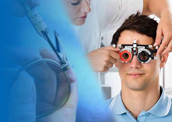 Cabinetul nostru ofera o gama larga de sericii: consultatii optometrice, montaj profesional de lentile pentru ochelari de vedere si ochelari de soare, reparatii ochelari.