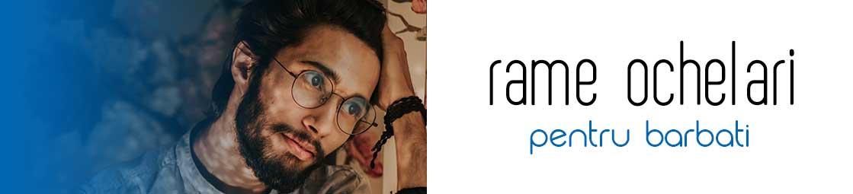 Rame ochelari de vedere barabati. Cele mai cool rame de ochelari pentru barbati iti pun in evidenta trasaturile fetei indiferent de modelul ales.