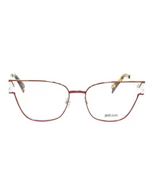 Rama ochelari JUST CAVALLI 815 016 pentru femei este un exemplu izbitor de rafinament și eleganță atemporală. Model de ochelari cu design avangardist.