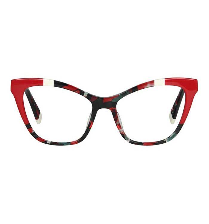Rama ochelari TONNY 9968 C3W pentru femei este o rețetă pentru a adăuga o ancora oricărei ținute. Ai curaj! Foloseste combinații de culori neobișnuite.